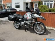 2000 BMW R1150GS  with Adventure tank only 27K lots of extras