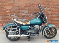 Moto Guzzi California 2 - 1982, non-running project bike, original & unrestored