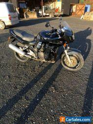 02 Suzuki bandit 1200s very low mileage