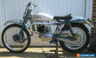 1960 Greeves Scottish motorcycle
