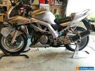 Suzuki SV1000S K3 Motorcycle 2003 Model Spares or Repair