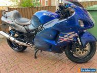 Suzuki gsx1300 rx hayabusa full mot