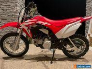 2021 Honda CRF