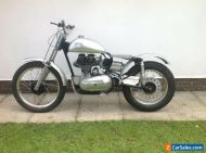 Royal Enfield 350cc Trials Motorcycle 1950 With Transferable Reg Number JWU 56
