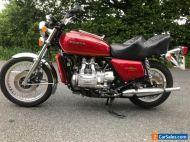 Honda GL1000 Goldwing 1976