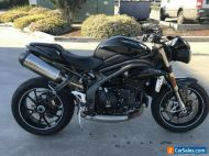 TRIUMPH SPEED TRIPLE 1050S 02/2016MDL 41377KMS PROJECT MAKE AN OFFER