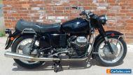 Moto Guzzi 850 GT Eldorado 1973 non-running project bike, original & unrestored