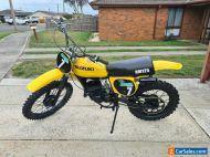Suzuki RM 125 A