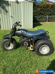 Suzuki ALT 50cc Trike