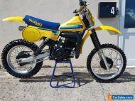 SUZUKI RM400 T 1980