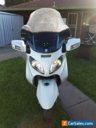 2005 Suzuki Burgman 650cc