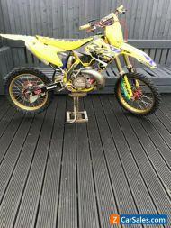 suzuki rm 250 2004 motocross