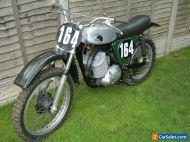 Greeves Griffon 380 QUB (Classic Pre74/Pre65 Twinshock Motocross Scrambler)