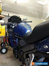 Motorcycle/Bike/Sport tourer  2011 Suzuki GSX 1250 FA