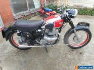 Matchless G9 Super Clubman Fully Restored immaculate