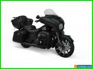 2021 Indian Roadmaster Dark Horse Thunder Black Smoke