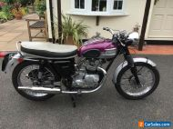 Triumph T100 S/S motorcycle