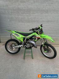 Kawasaki kx125 2008