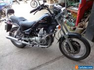 MOTO GUZZI 350 NEVADA,1995,GOOD COND,BEEN STOOD,RUNNING,CAN SELL WITH YEARS MOT