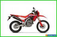 2021 Honda CRF 300L ABS