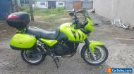 TRIUMPH TIGER 955i 2001 SPARES OR REPAIRS PROJECT