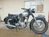 1952 Norton ES2 500cc. V5C. Trans reg. Rebuilt Engine. Runs Great, Classic Brit