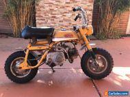 Honda Z50A Mini Trial Bike 1970-1971