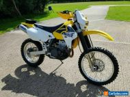 Suzuki DRZ400E Road Registered with a genuine 70 miles on the clock