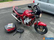 Suzuki Bandit GSF 600 Mk1