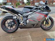 2010 mv agusta 1000 rr  fantastic bike reluctant sell