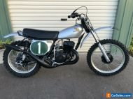 CR250M Elsinore 1973 extremely rare good condition !!!    NO RESERVE AUCTION !!!