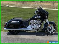 2021 Indian Chieftain Limited Thunder Black Pearl