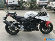 HYOSUNG GT650R GT650 2012 MODEL  PROJECT MAKE AN OFFER