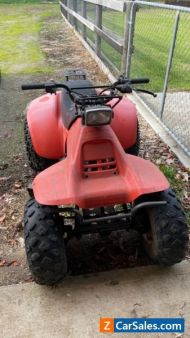 Suzuki lt125 Quad bike