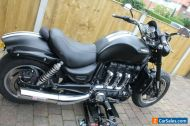 2015 STUNNING TRIUMPH ROCKET 3 ROADSTER REDUCED GRAB A BARGAIN BY THUR