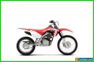 2021 Honda CRF 125F (Big Wheel)