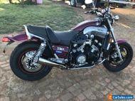 Rare 1992 Yamaha Vmax outstanding low 25k kms original