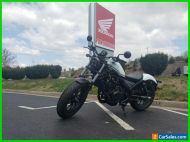 2021 Honda Rebel ABS