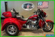 2018 Harley-Davidson Trike Touring Bagger