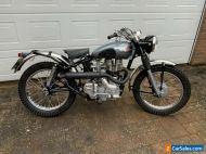 Royal Enfield Bullet 350 - 1955 - Scrambler