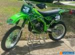 1991 Kawasaki KX for Sale