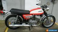 SUZUKI T500 Titan, Cobra, excellent and original