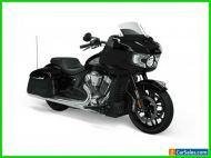 2021 Indian Challenger Thunder Black