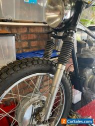 1992 Enfield 500 Bullet Trial Project