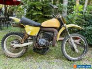 SUZUKI RM 400 - Intact - Great for a parts bike or full restoration. 1978-1980.