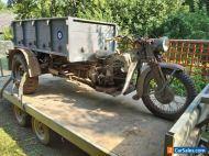 """MOTO GUZZI ERCOLE   """"Shed Rescue """" Restoration Project"""