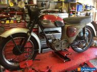 Triumph tiger cub 1965 find SORRY NOW SOLD