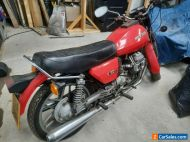 1981 Moto Guzzi V50