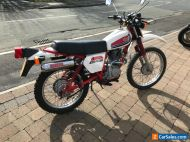 HONDA XL185 S-B. 1981. 6,200 MILES