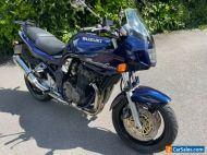 Suzuki 1200s bandit